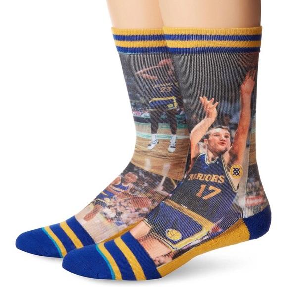 Golden State Warriors Socks Stance NBA Legend L/XL